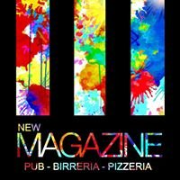 New Magazine Pub