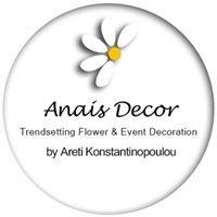 Anais Decor Trendsetting Flower & Event Decoration