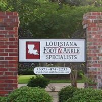 Louisiana Foot and Ankle Specialists, LLC