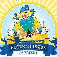 Ecole du cirque de Bayeux