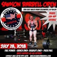 Samson Barbell