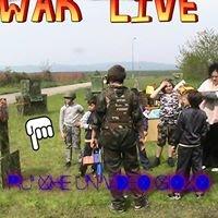 NERF WAR LIVE