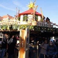 Sternhütte - Dresdner Striezelmarkt