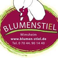 Blumenstiel Sina Bertsch