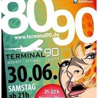 80er / 90er Party