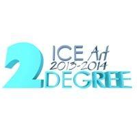 2Degree Ice Art 2013-2014
