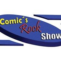 Comics Rock Show