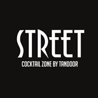 Street cocktail zone by Tandoor