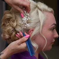 Wedding Hair by The Cutting House