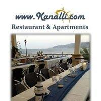Kanalli Restaurant Pomos Cyprus