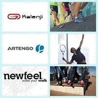 Deportes de Raqueta, Marcha y Running Decathlon Donostia