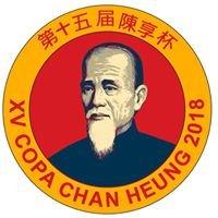 XV Copa Chan Heung de Kung Fu Chile 2018