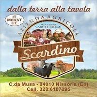 Azienda agricola scardino produzione carni e salumi