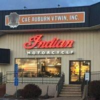 C&E Auburn Indian and V-Twin