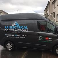 Aa Electrical Contractors Solway Ltd