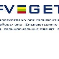 Förderverein Gebäude- und Energietechnik an der FH Erfurt e.V.