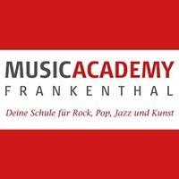 Music Academy Frankenthal - Deine Musikschule für Rock, Pop, Jazz & Kunst