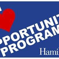 Hamilton College Opportunity Programs HEOP/Scholar