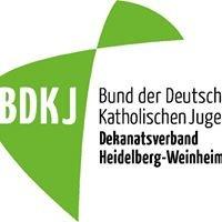 BDKJ & Kath. Jugendbüro Heidelberg-Weinheim
