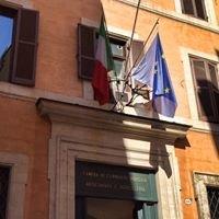 Camera Di Commercio Roma- Sala Del Consiglio