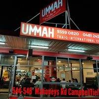 UMMAH Thai Restaurant