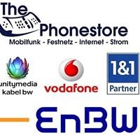 The Phonestore Waiblingen, Unitymedia Vodafone Otelo 1&1 Enbw Shop