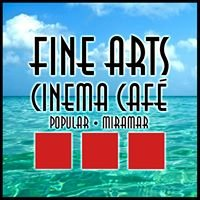 Fine Arts Cinema Café
