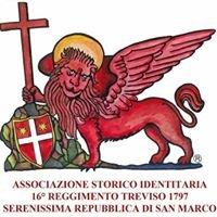 16 reggimento Treviso 1797 Serenissima Repubblica Di San Marco