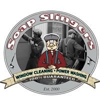 Soap Slingers Window Cleaning