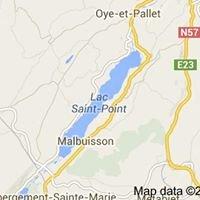 Lac Saint Point