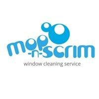 Mop-n-Scrim Window Cleaning