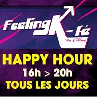 Feeling K-fé  Bar-Ambiance Vire
