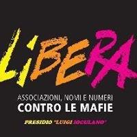 """Presidio Libera """"Luigi Ioculano"""" Cuorgnè"""