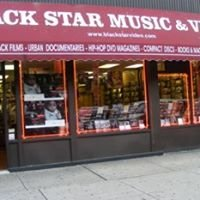 Black Star Music & Video