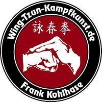 Wing Tzun Kampfkunstschule Master Frank Kohlhase
