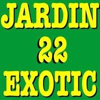 Jardin 22 Exotic
