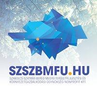 Sz-Sz-B Megyei Területfejlesztési és Környezetgazdálkodási Ügynökség