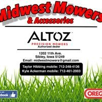 Midwest Mowers & Accessories-Authorized Altoz Dealer