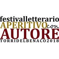 Aperitivo con l'autore - festival letterario
