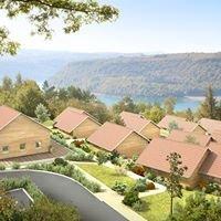 Les Chalets du Lac de Vouglans Village Vacances Cap France
