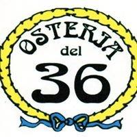 OSTERIA DEL 36 - Restaurant & Banqueting