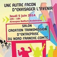3ème Salon de la Création transmission d'entreprise du Nord Franche-Comté