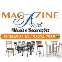 Magazine Art Móveis e Decorações