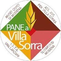 Pane a Villa Sorra