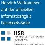 Informatics4girls by HSR Hochschule für Technik Rapperswil