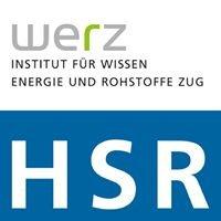 Institut für Wissen Energie und Rohstoffe Zug - WERZ