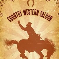 Country western saloon