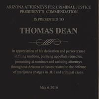 Tom Dean - Attorney For Cannabis