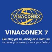 Công ty CP Xây dựng số 7 - Vinaconex7