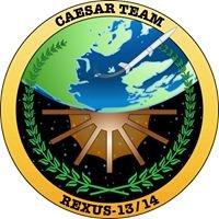 CAESAR Team (REXUS-13/14)